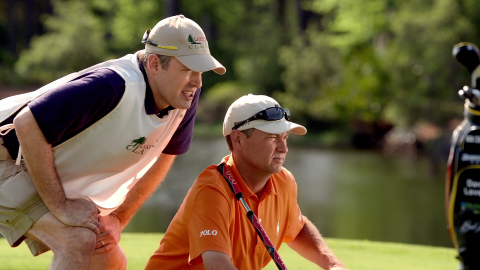 "McGladrey - ""Pep Talk"" with Davis Love III"