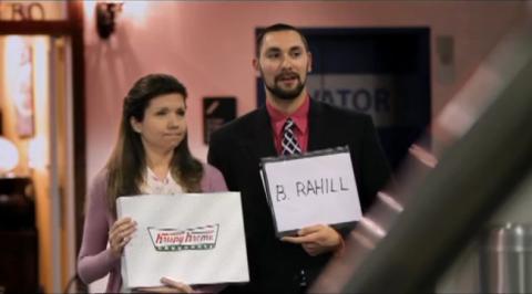 "Krispy Kreme - ""Airport"""